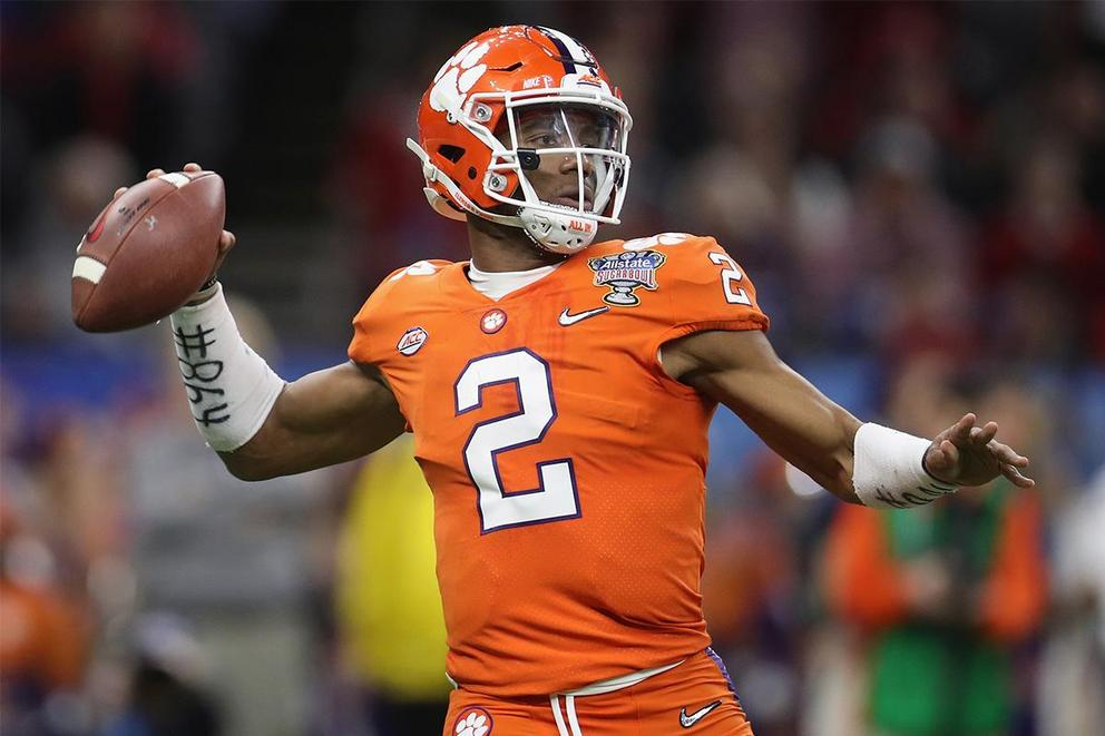 Should Kelly Bryant get a national championship ring from Clemson?