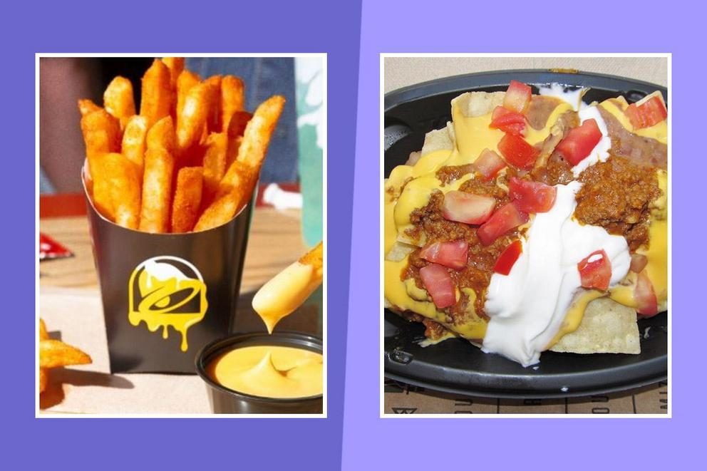 Best Taco Bell side: Nacho Fries or Nachos Supreme?