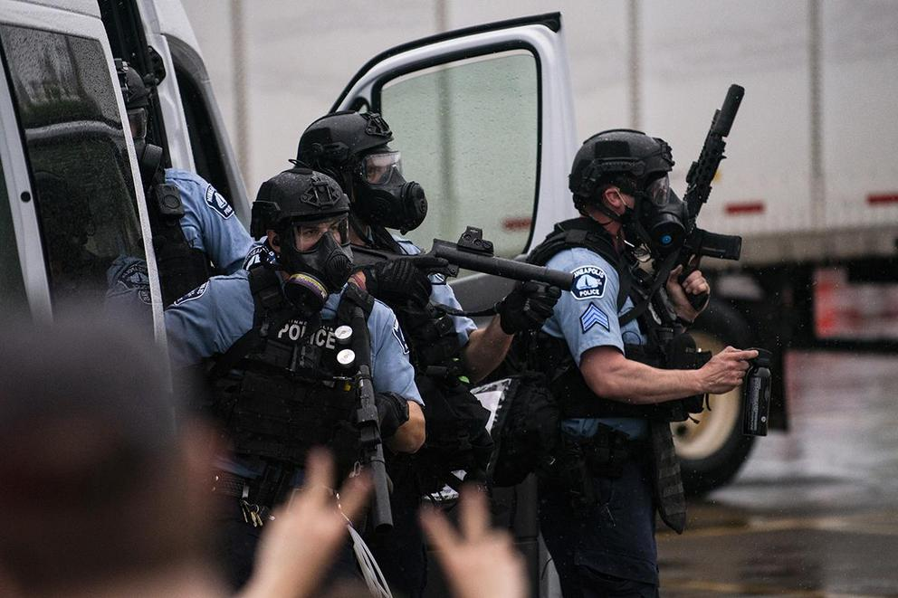 Do the police protect or hurt our communities?