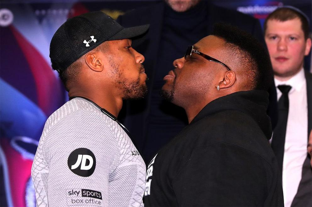 Anthony Joshua vs. Jarrell Miller: Who do you think will win?
