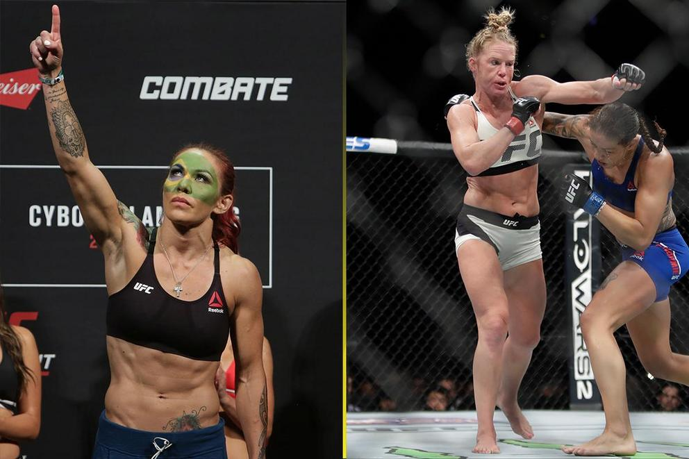 Who will win at UFC 219: Cris 'Cyborg' Justino or Holly Holm?