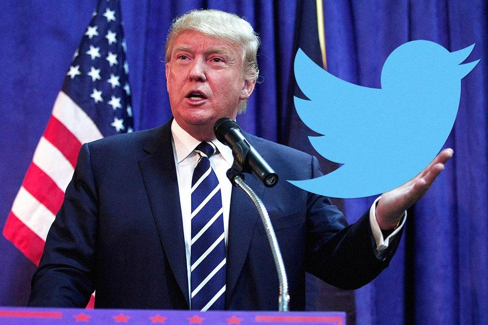 Should President Trump be allowed to block followers on Twitter?