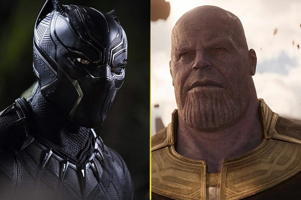 Best blockbuster of 2018: 'Black Panther' or 'Avengers: Infinity War'?