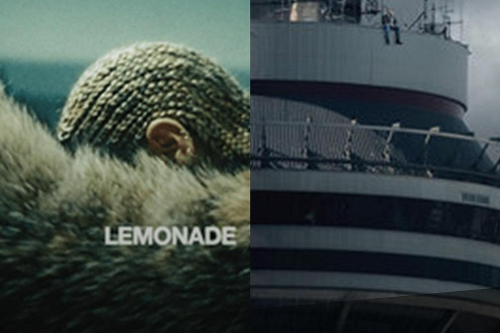 "Fans compare ""Lemonade"" and ""Views"""