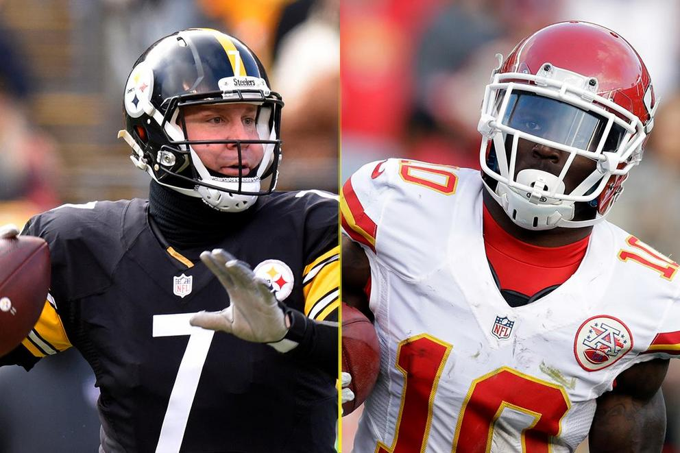 Who will win the NFL Divisional Round: Steelers or Chiefs?