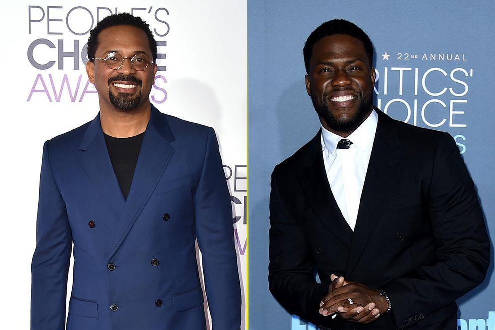 Whose side are you on: Mike Epps or Kevin Hart?