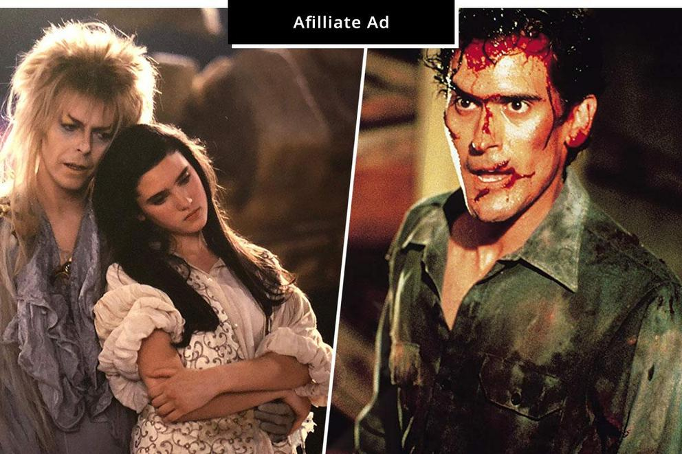 Favorite '80s cult classic: 'Labyrinth' or 'Evil Dead II'?