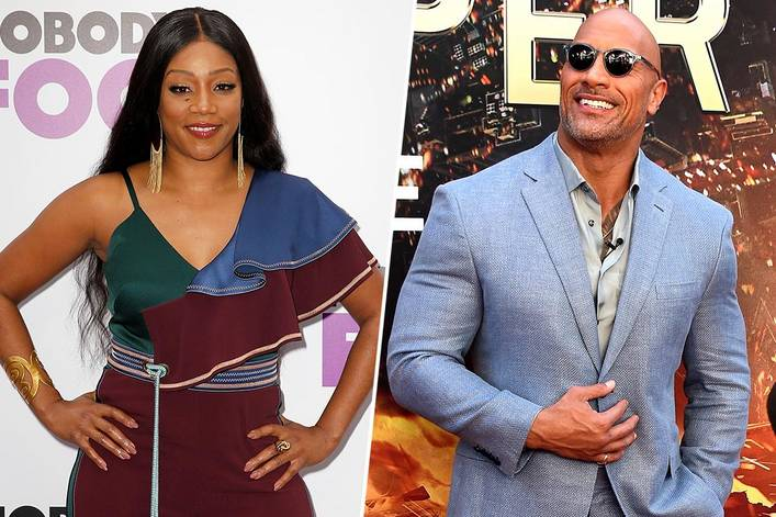Who should host the 2019 Oscars: Tiffany Haddish or The Rock?