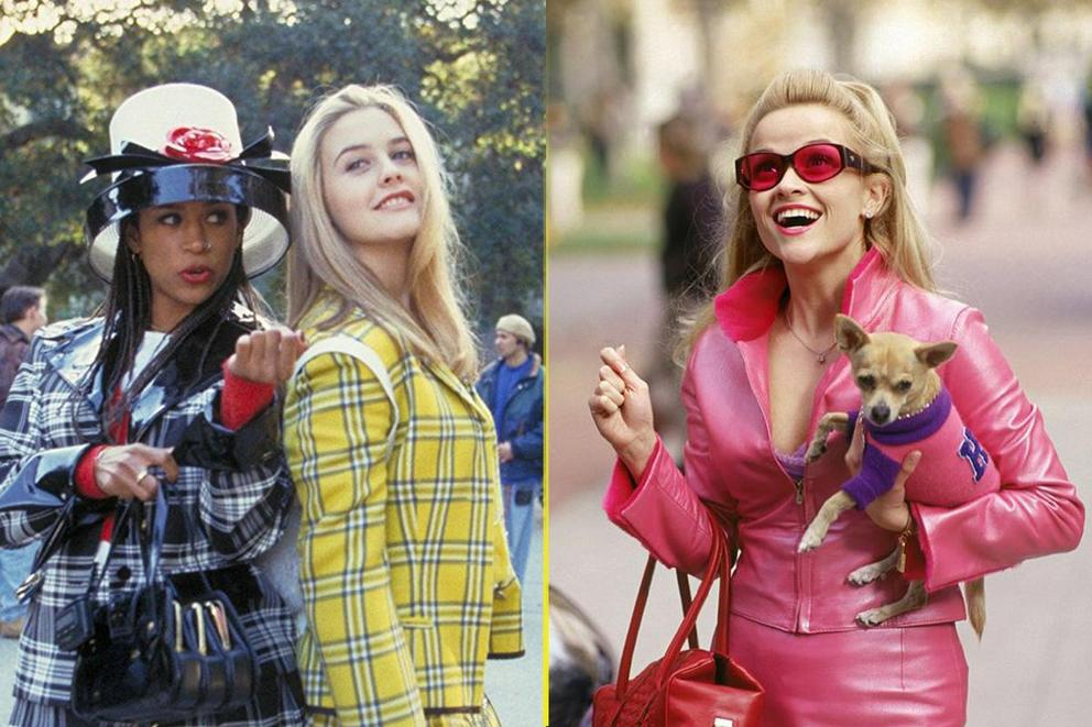 Which iconic movie had the best sense of fashion: 'Clueless' or 'Legally Blonde'?