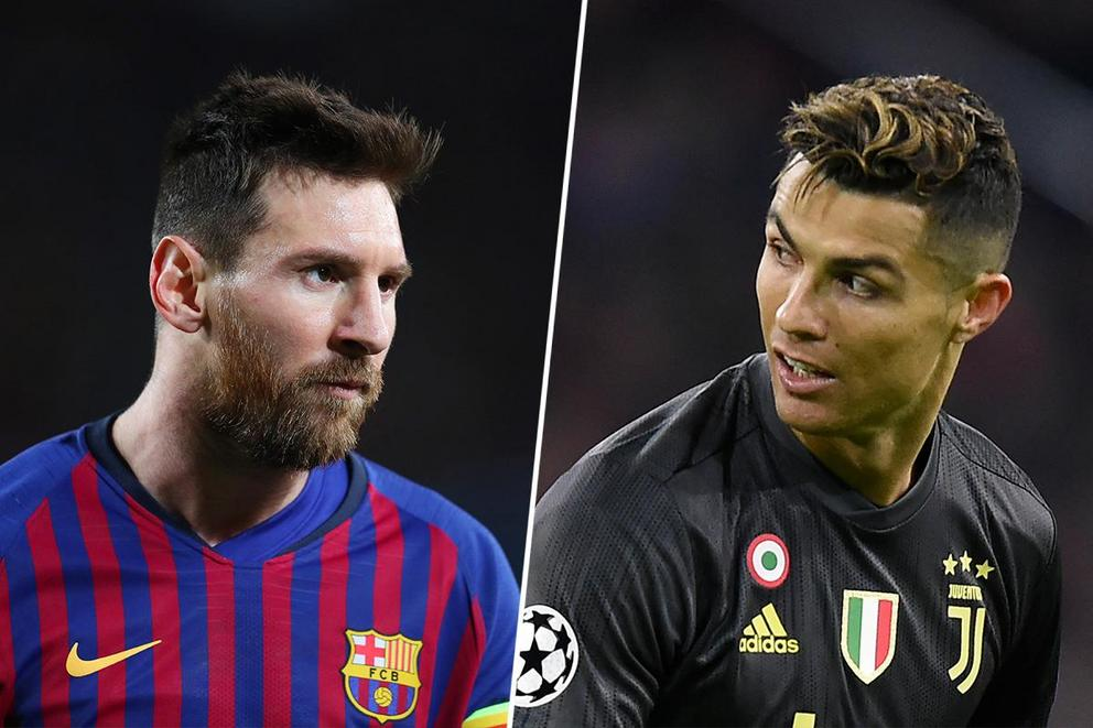 Who is the best soccer player in the world: Lionel Messi or Cristiano Ronaldo?