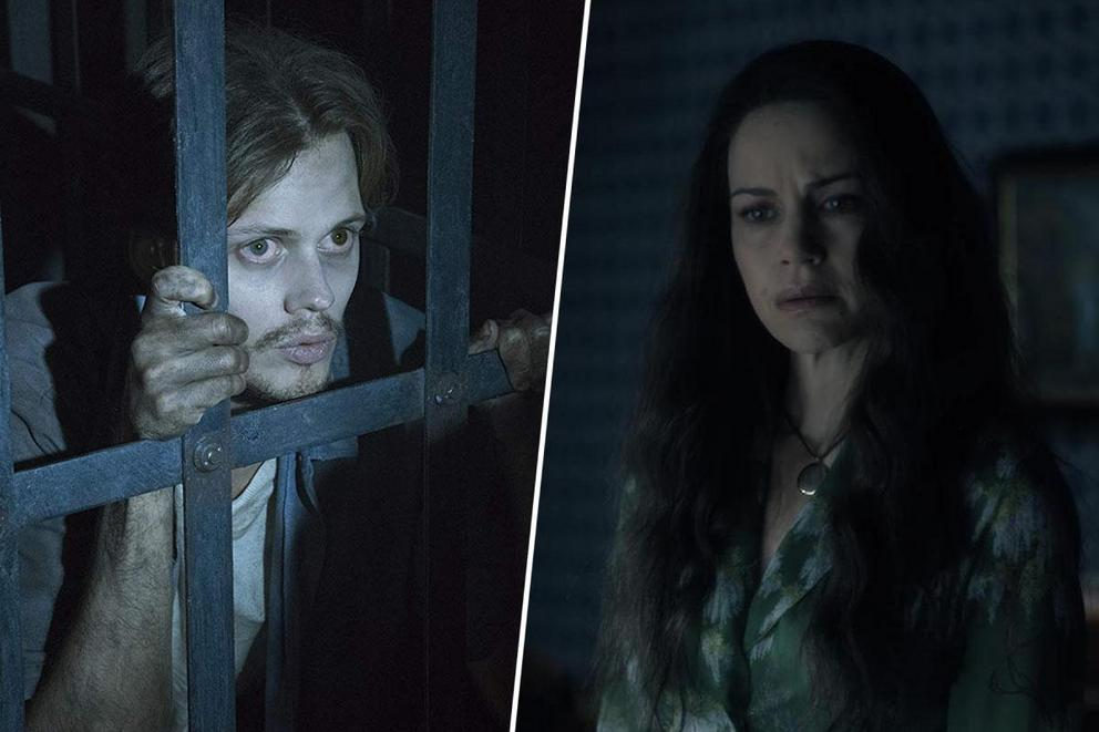 Which anthology show creeps you out the most: 'Castle Rock' or 'The Haunting' series?