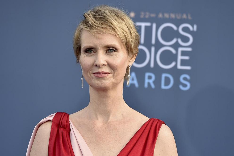 Would Cynthia Nixon make a good governor?