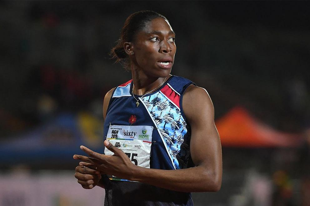 Is it unfair for Caster Semenya to compete with women?