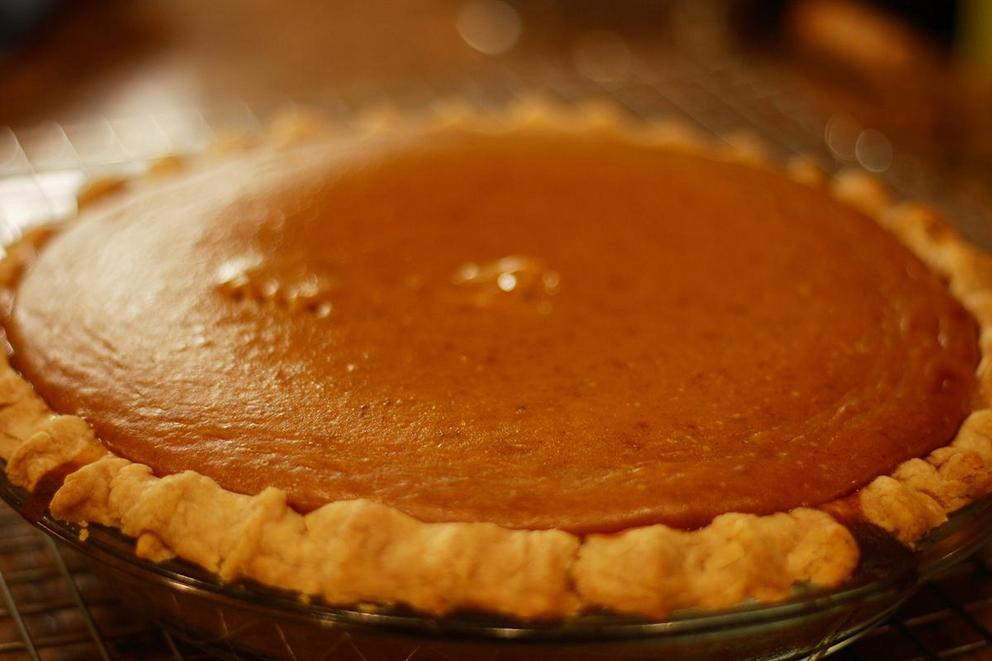 Is pumpkin pie the worst pie?