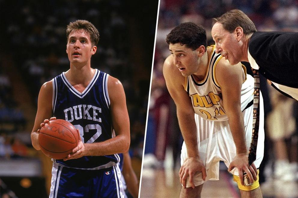 Most iconic non-championship buzzer beater: Duke or Valparaiso?