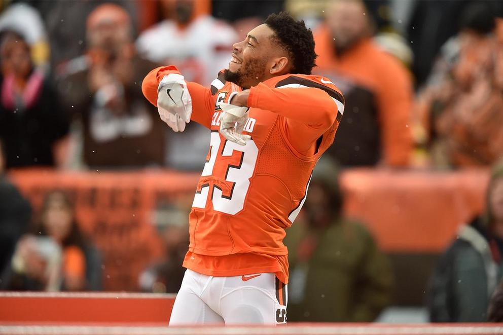 Should the Cleveland Browns trade Joe Haden?