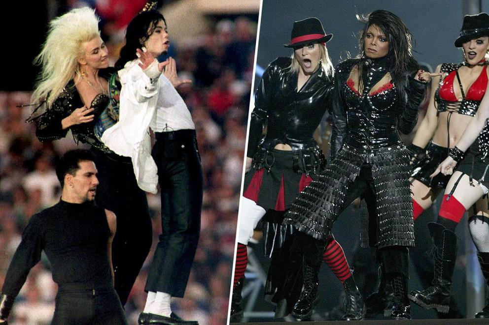 Most iconic Super Bowl halftime show: Michael Jackson or Janet Jackson?