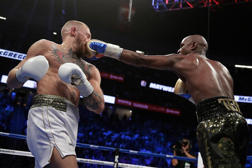 Did Mayweather-McGregor fight live up to the hype?