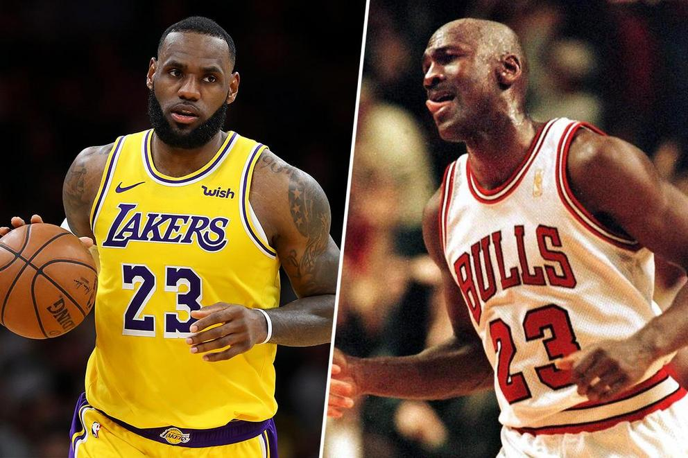 Best 1-on-1 NBA player ever: LeBron James or Michael Jordan?
