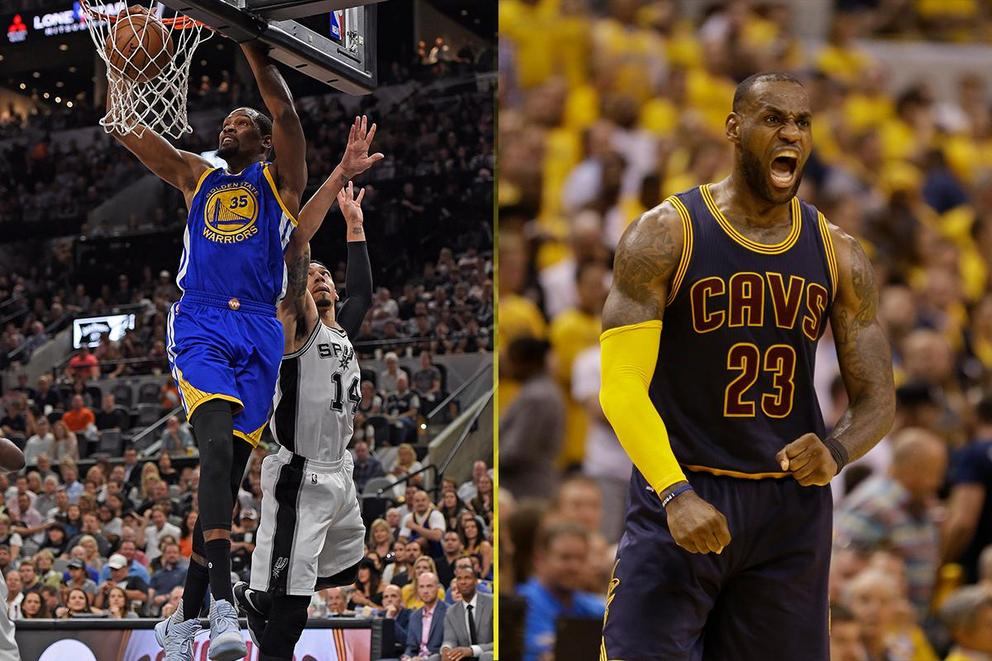 Whose legacy is on the line in the NBA Finals: LeBron James' or Kevin Durant's?