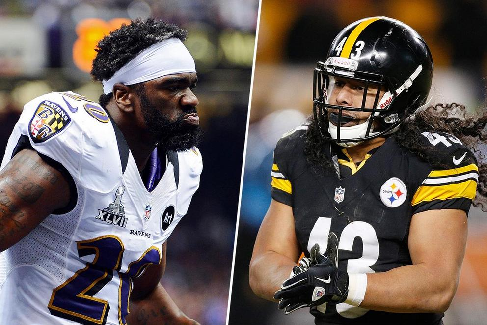 Who was the better safety: Ed Reed or Troy Polamalu?