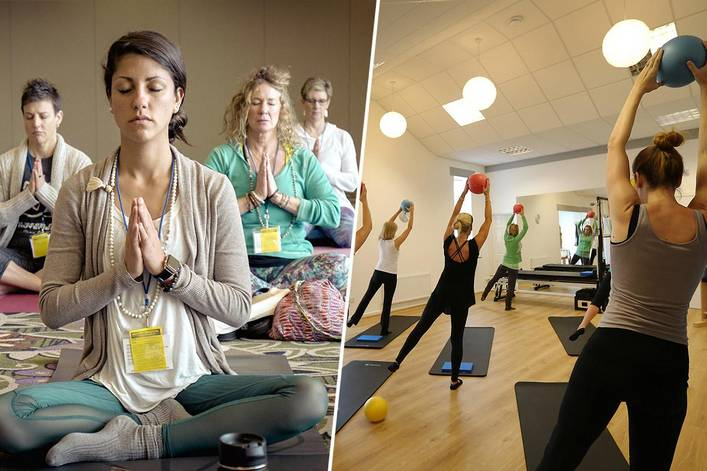 Which is better: Yoga or Pilates?