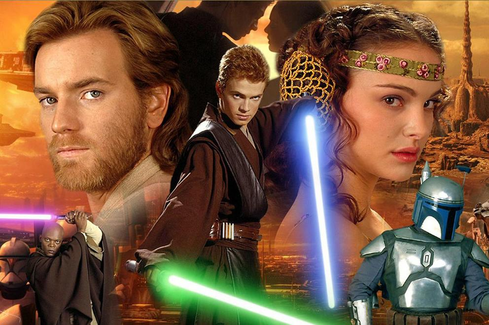 Should we disregard the 'Star Wars' prequels?