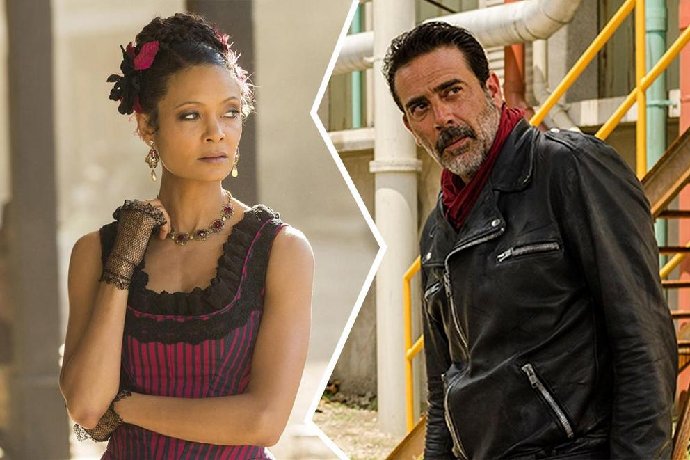 Best Sunday night TV show: 'Westworld' or 'The Walking Dead'?