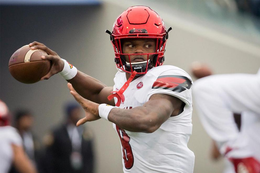 Is Lamar Jackson an NFL quarterback?