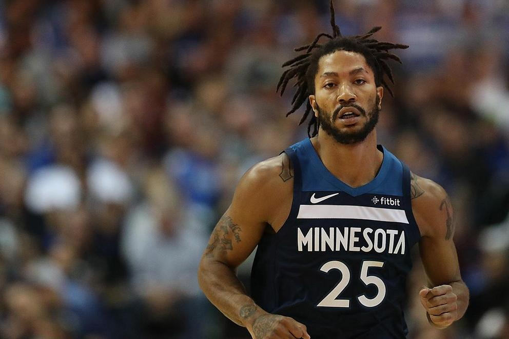 Should Derrick Rose be celebrated despite sexual assault charges?