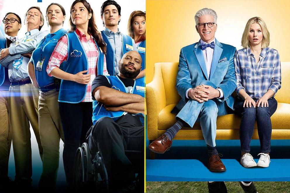 Favorite Thursday Night NBC comedy: 'Superstore' or 'The Good Place'?