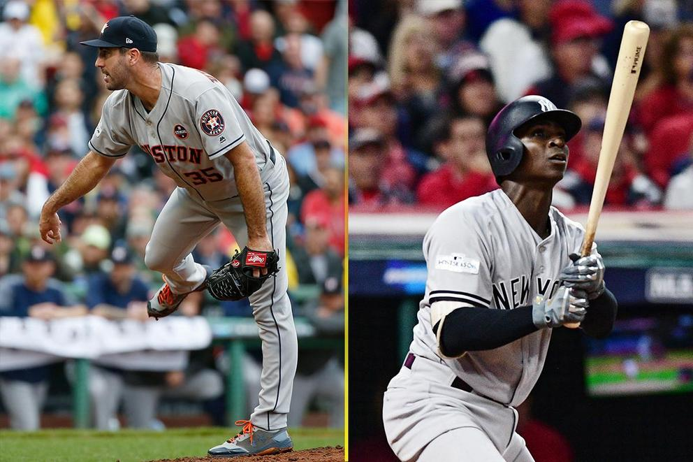 Who wins the AL Championship Series: Houston Astros or New York Yankees?