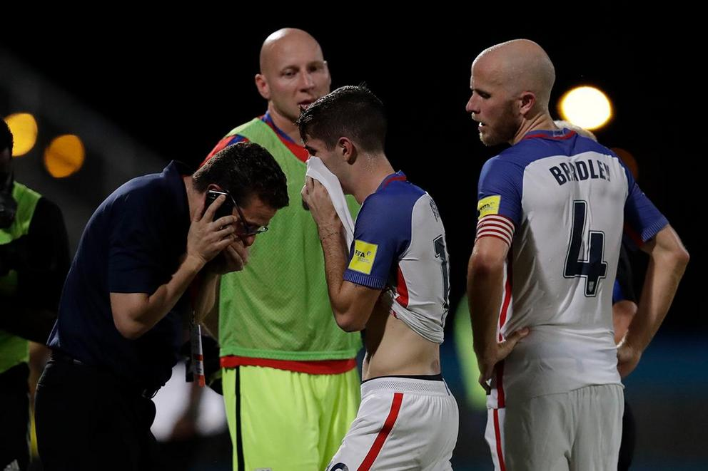 Should U.S. Men's Soccer fire everyone?