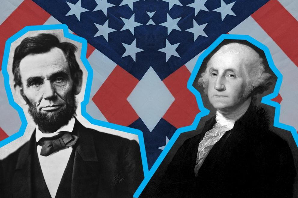Most influential president: George Washington or Abraham Lincoln?