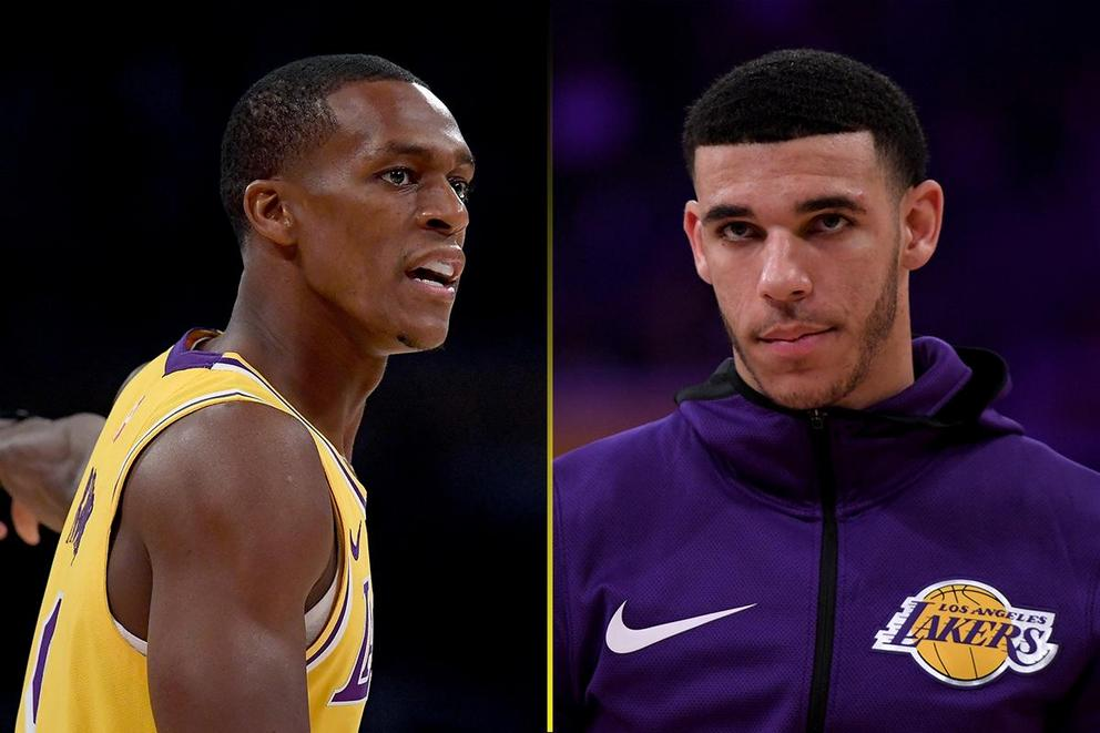 Who should get more minutes from the Lakers: Rajon Rondo or Lonzo Ball?