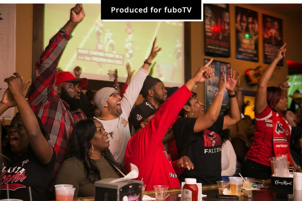 Are you watching the Super Bowl at home or at a bar?