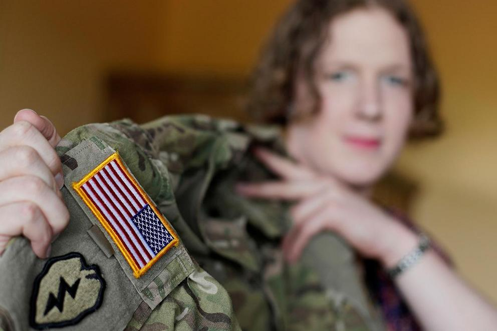 Should transgender service members be banned from the military?