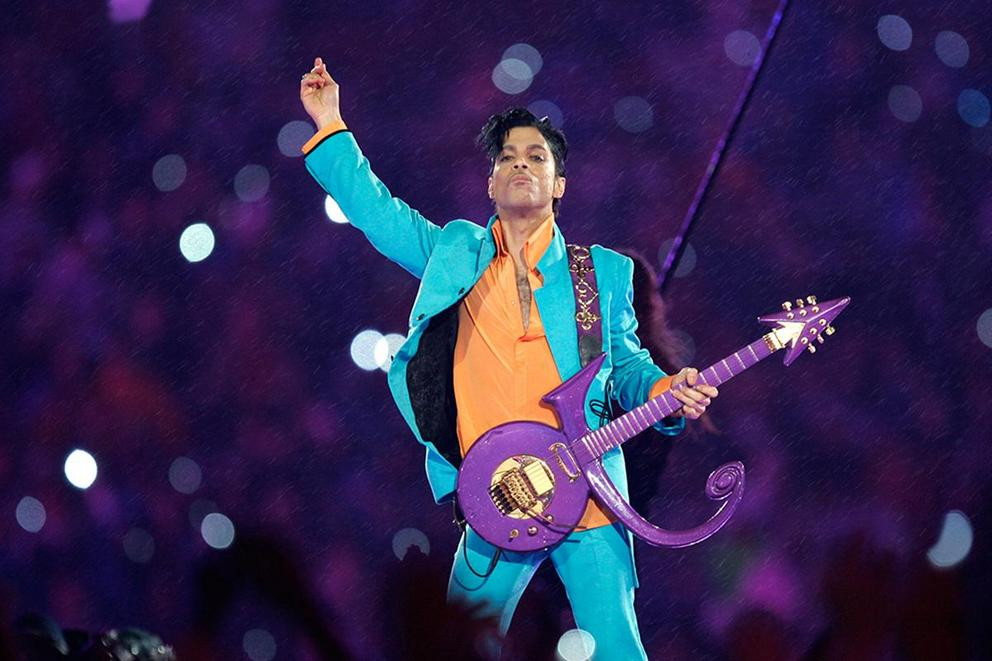 Prince: Greatest guitarist of all time?