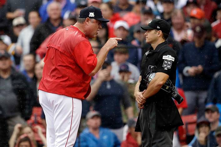 Did John Farrell deserve to be fired?