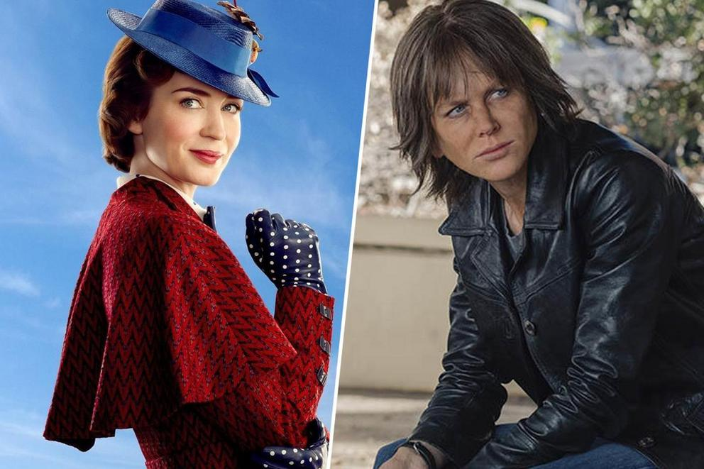 Biggest Oscar snub for Best Actress: Emily Blunt or Nicole Kidman?