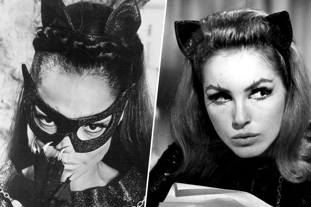 Favorite classic Catwoman: Eartha Kitt or Julie Newmar?