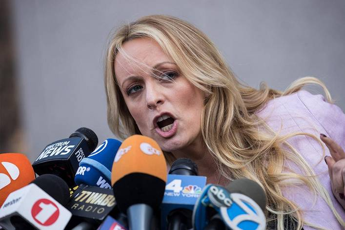 Does it even matter if Stormy Daniels had an affair with Donald Trump?