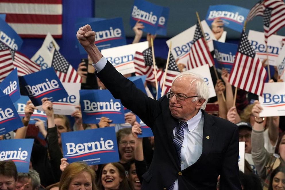 Do you think Bernie Sanders can defeat Trump?