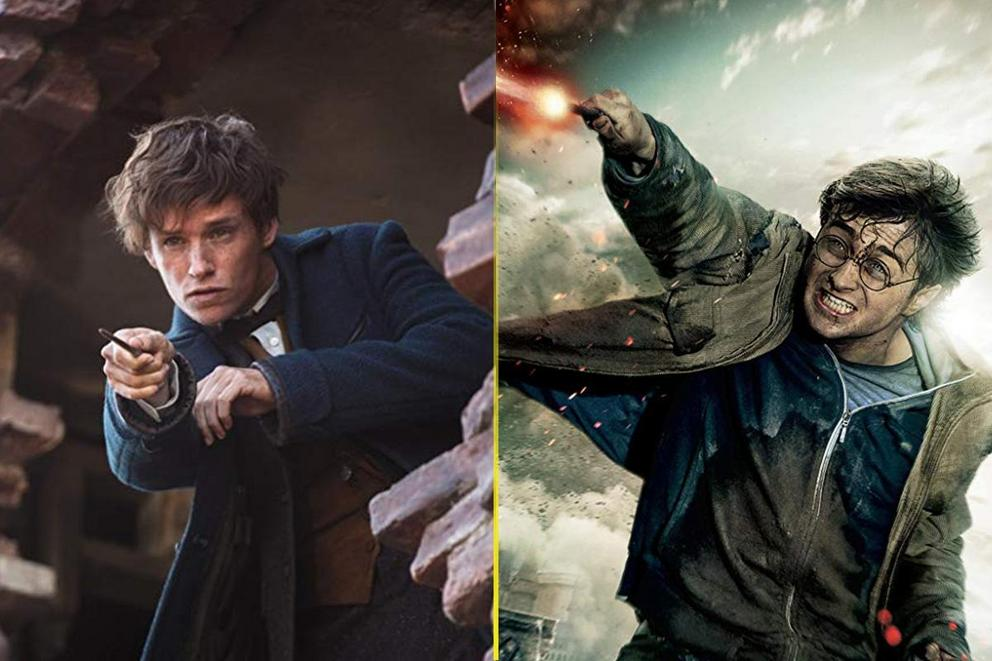 Favorite magical hero: Newt Scamander or Harry Potter?