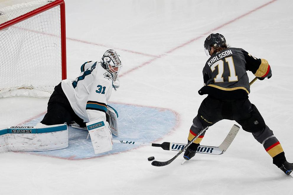 Who survives the second round of the NHL playoffs: Golden Knights or Sharks?