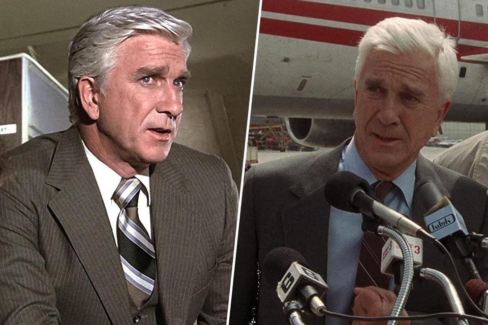Favorite Leslie Nielsen movie: 'Airplane!' or 'The Naked Gun: From the Files of Police Squad!'?