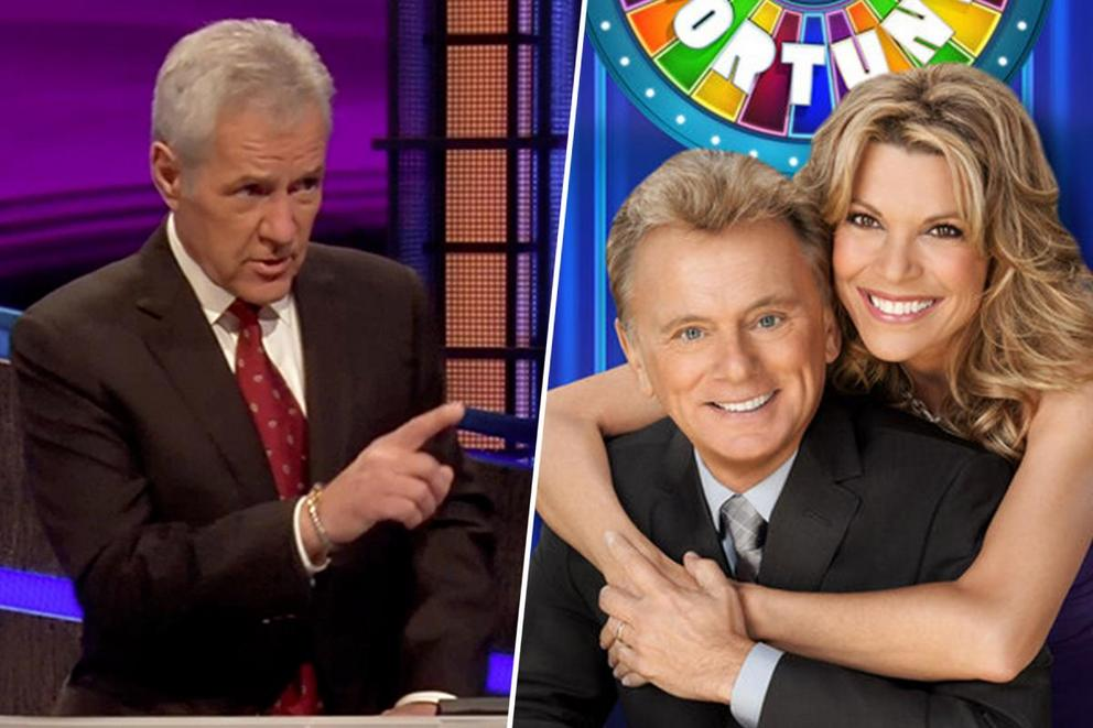 Favorite game show: 'Jeopardy!' or 'Wheel of Fortune'?