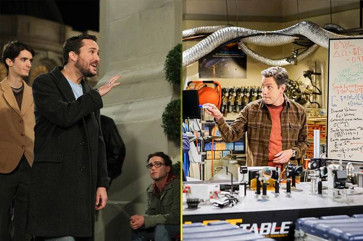 Who's your favorite 'Big Bang Theory' foe: Wil Wheaton or Barry Kripke?