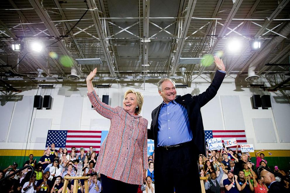 Clinton picked Tim Kaine to be her VP. Good pick or bad pick?