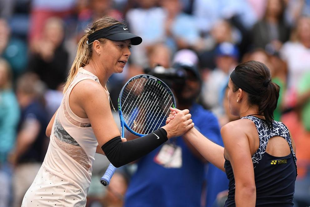 Did Maria Sharapova deserve to be at the U.S. Open?
